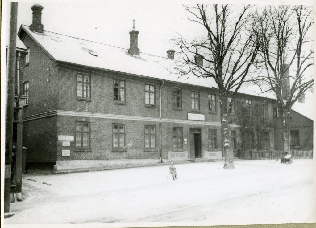 Ortveds Hotel, Hammel