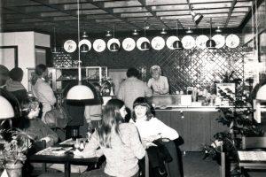 Tema Centerets Cafeteria, Hammel