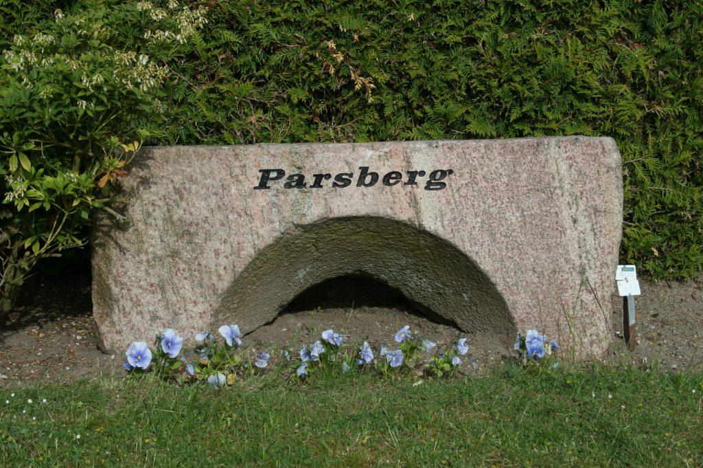 Parsbergerne sidste hvilested
