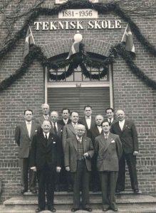 Teknisk-Skole-Hammel 1881-1956
