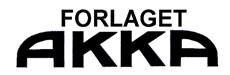 Forlaget Akka - logo