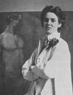 Digter og billedkunstner Harriet Löwenhjelm1